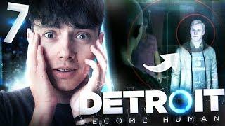 ODNALEŹLIŚMY ARMIĘ ANDROIDÓW  - Detroit: Become Human #7 | JDabrowsky