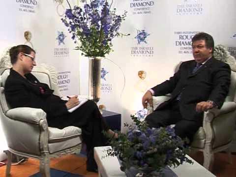 An Interview with Gaetano Cavalieri, President of CIBJO , The World Jewellery Confederation
