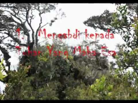 Lagu Pendaki Gunung.mp4