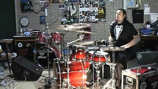 Václav Neckář-Půlnoční-drum cover