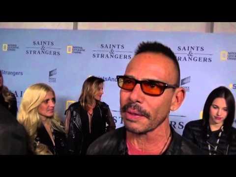 Raoul Trujillo Saints & Strangers