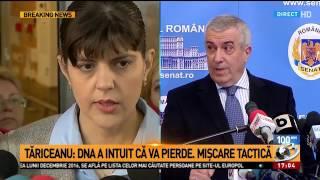 Călin Popescu-Tăriceanu: DNA a făcut abuz de putere