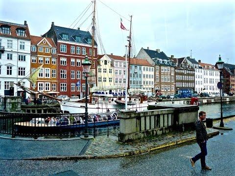 Copenhagen │Nyhavn - Little Mermaid - Amalienborg Palace - City