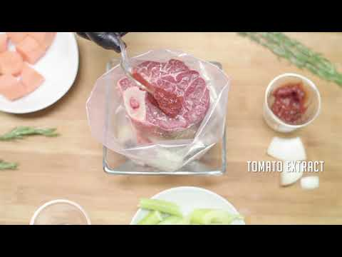 fusionchef by Julabo - Sous vide Veal Shank