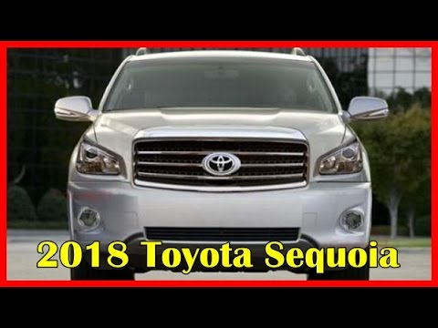 2018 toyota sequoia picture gallery youtube. Black Bedroom Furniture Sets. Home Design Ideas