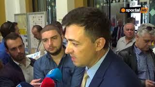 Шеф в Левски: Чест и привилегия е да представлявам Левски при представянето на марката за Гунди