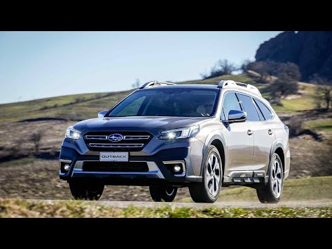 Nuova Subaru Outback MY21