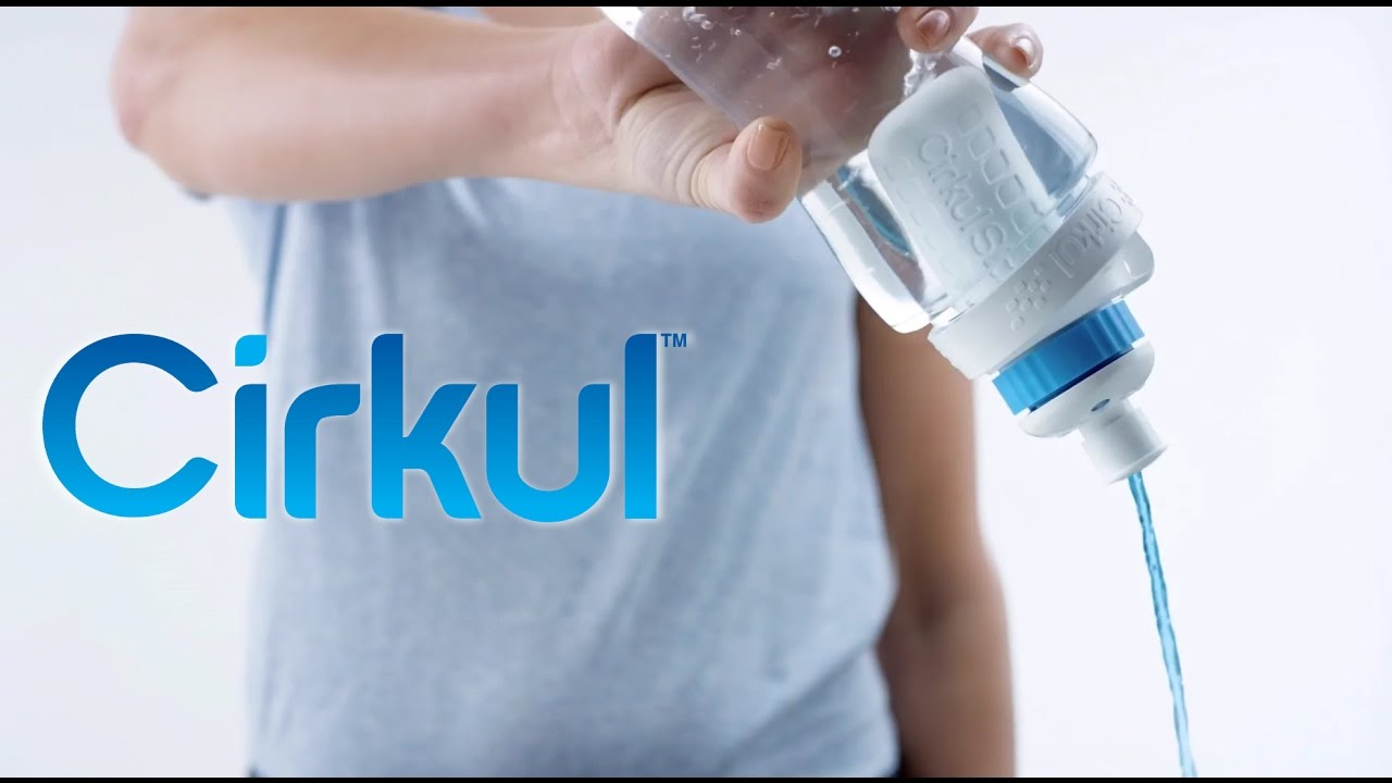 Cirkul Transform Your Water - YouTube