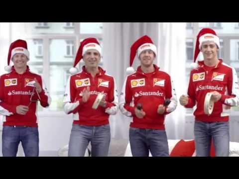 Sebastian Vettel funny moments with Ferrari