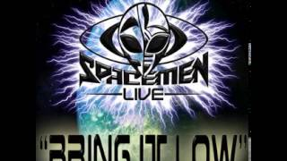 Spacemen LIVE - Bring It Low (feat. Trip Theory, Debonaire, 2BMF) (Original Mix)