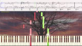 Surrender - Omar Akram (Ноты и Видеоурок для фортепиано) (piano cover)