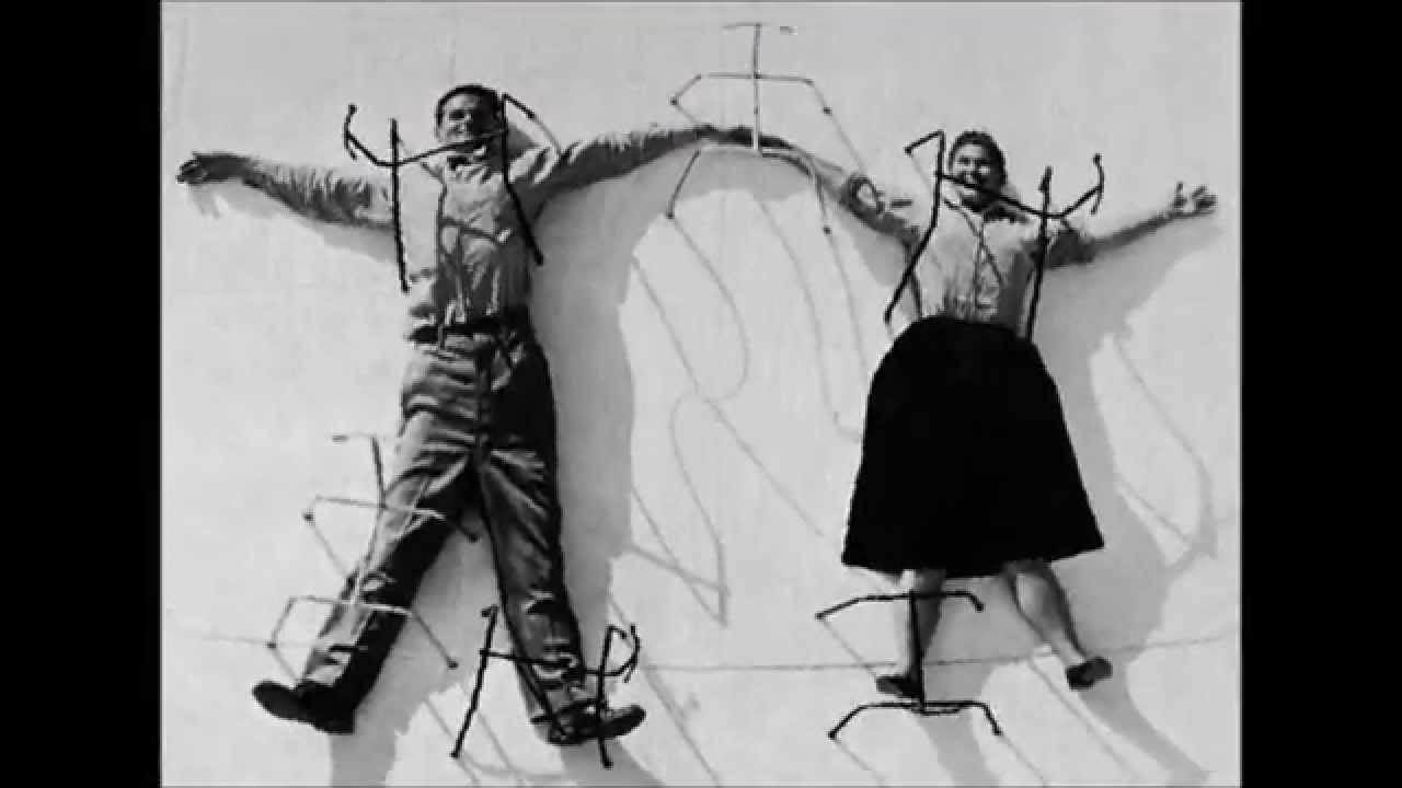 The World of Charles and Ray Eames review – prodigious and abundant talent