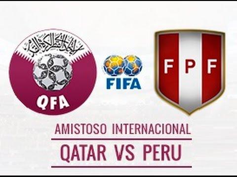 QTProductions: Partido Amistoso Qatar 0 vs Peru 2