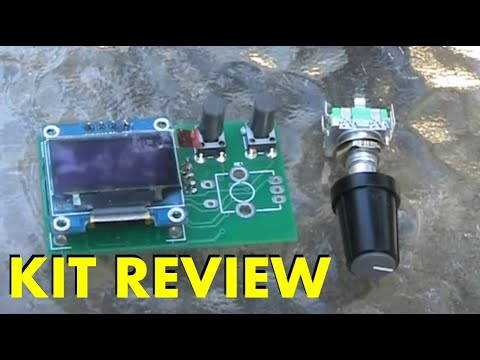Reviewing the OzQRP CDV DDS VFO