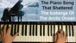 Ludovico Einaudi - Elegy for the Arctic (Piano Cover Amosdoll)
