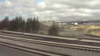 Amtrak Capitol Corridor ride 2013-05-26