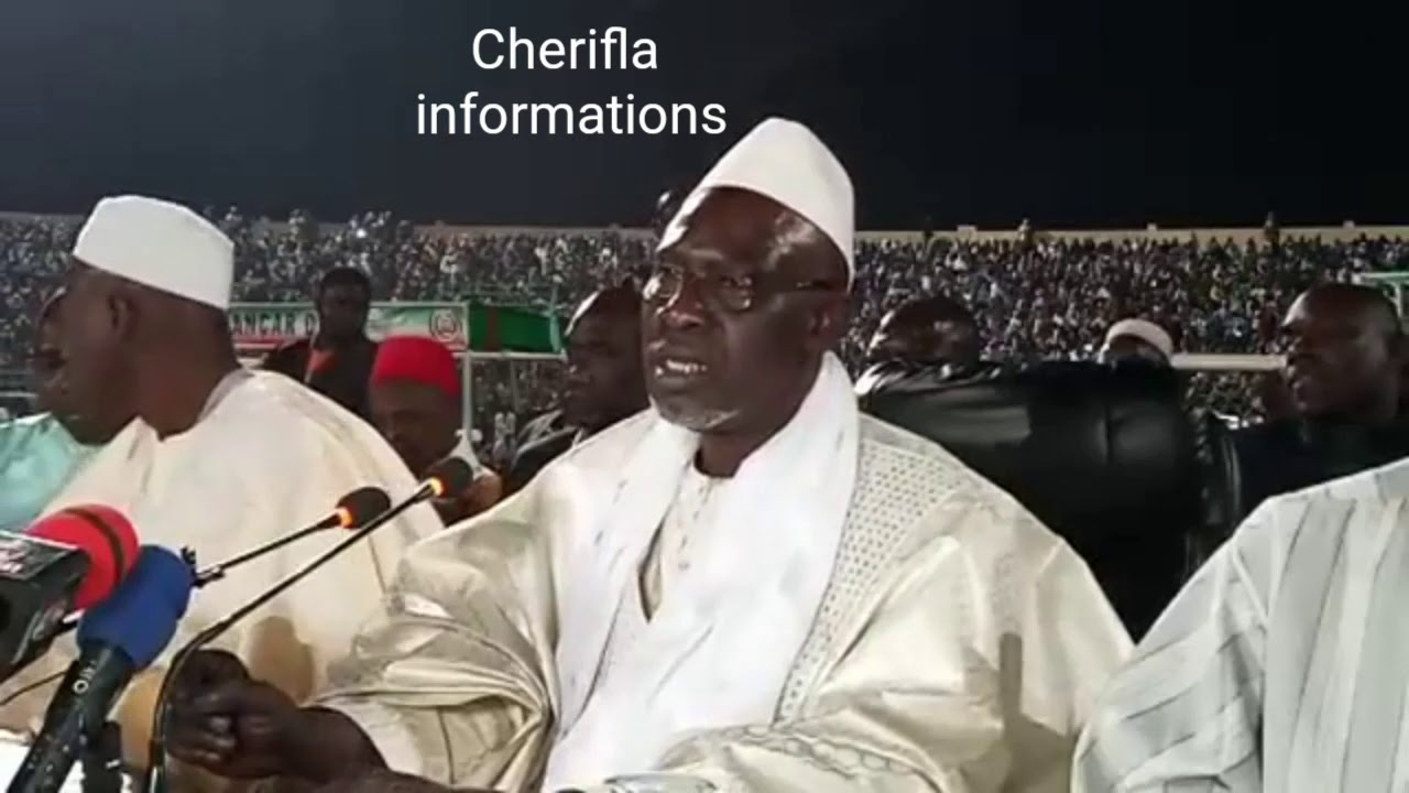 GRATUIT TÉLÉCHARGER MADANI CHERIF OUSMANE HAIDARA