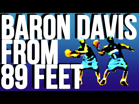 Baron Davis From 89 Feet | Pretty Good, Episode 11