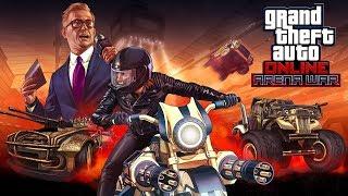 GTA 5 Online - ARENA WAR DLC