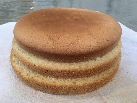 Çox zərif və havalı yağlı biskvit.