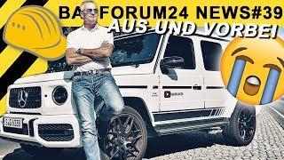 Aus und vorbei! | Bauforum24 News #39