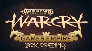 Games Empire Warcry Box Opening