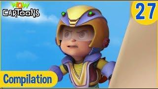 Vir The Robot Boy | Hindi Cartoon | Action Cartoons for Kids | Compilation #27 | 3D Cartoons
