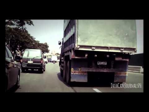 Truck vs SUV - Philippine Road Rage