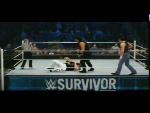 Survivor Series Ring Apron