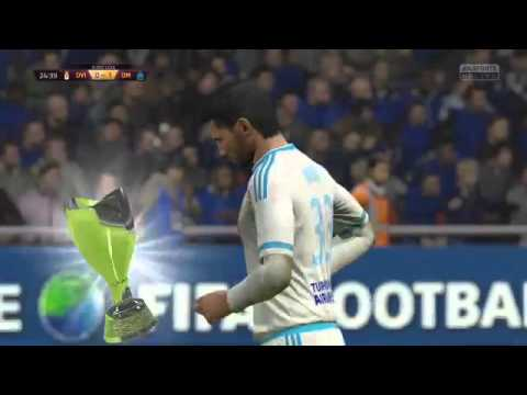 #131 FIFA 16 PS4 Career mode S2E72 // REAL OVIEDO Vs OLYMPIQUE MARSEILLE - Europa League - Final