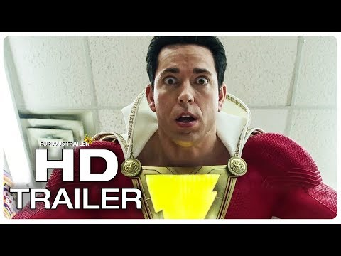 SHAZAM Official Trailer #1 (NEW 2019) Superhero Movie HD