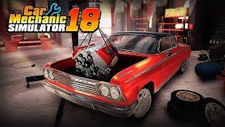 Car Mechanic Simulator 18 - Android Gameplay