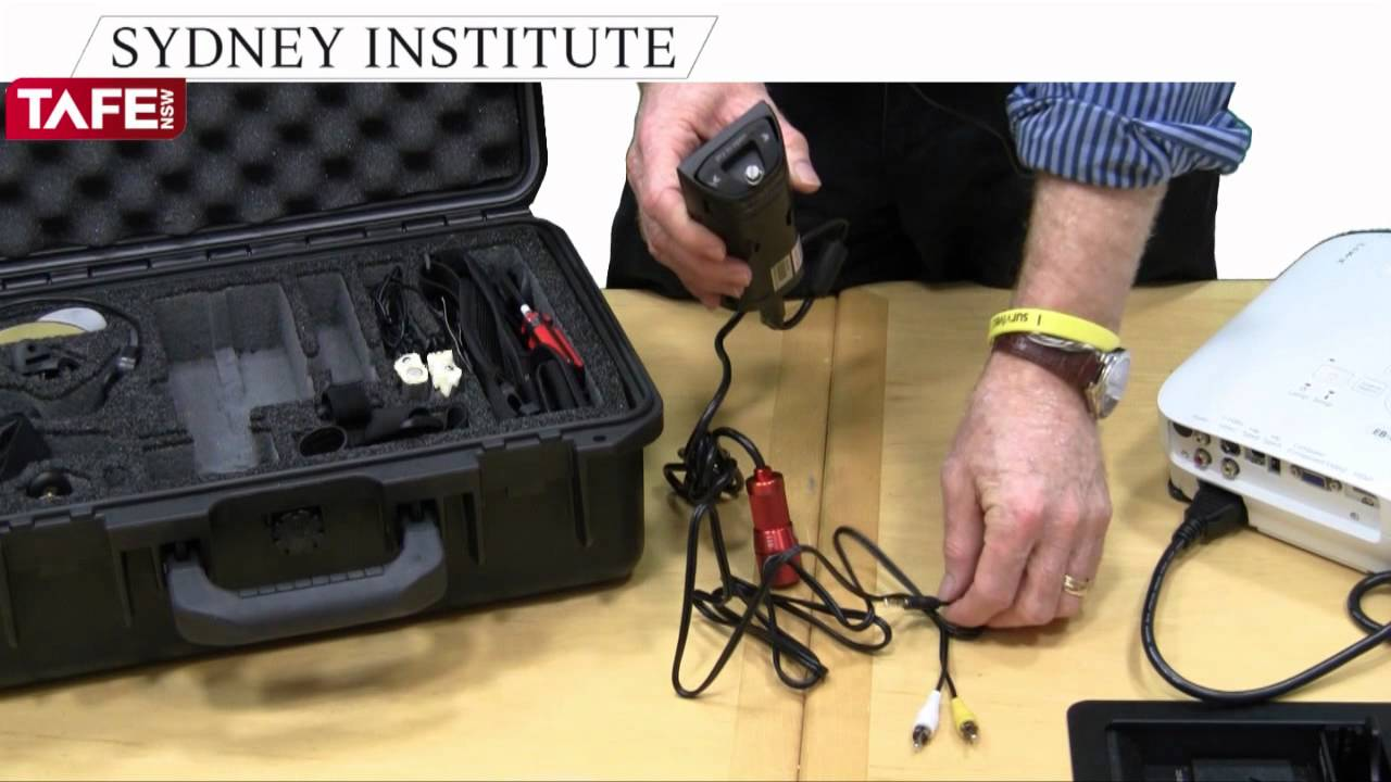 How to connect a camcorder to a computer 18