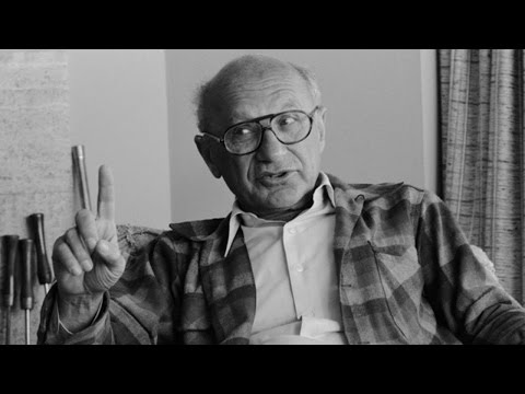 Milton Friedman - Deficits and Government Spending