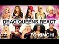 Drag Queens React to Kimchi: Alaska, Ginger, Violet, Phi Phi, Mystique, Jaidynn, Latrice & more