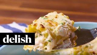 Chicken Alfredo Roll-Ups | Delish(, 2016-09-20T20:29:46.000Z)