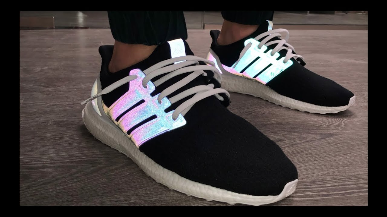 2d29b5a761b Xeno Ultra Boost Review   On Feet! - YouTube