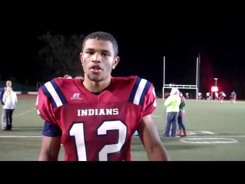 Postgame: Gabe Rice, Norwood (11/2/12)