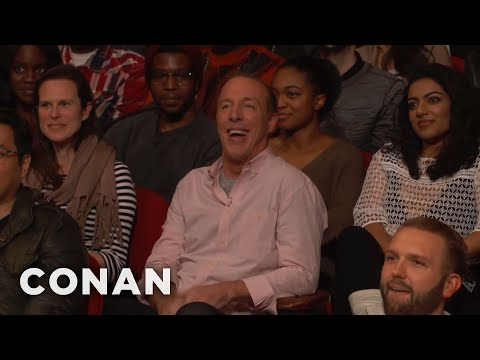 The Show Is A Hoax  - CONAN on TBS