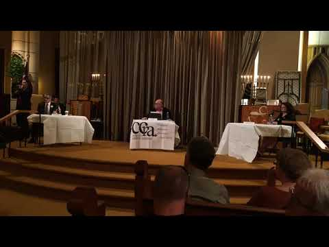 Philadelphia District Attorney Candidate Debate - CCRA