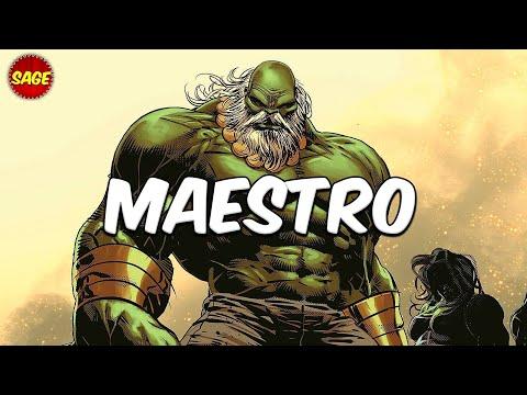 Who is Marvel's Maestro? Older, Stronger, Evil Hulk