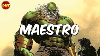 Who is Marvel's Maestro? Older, Stronger, Evil Hulk