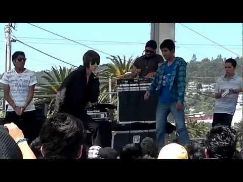 Euphoria Star Gear en el Quito rave II