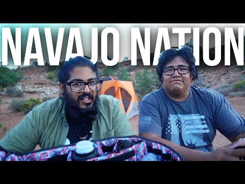 NAVAJO NATION! - A conversation with a Navajo Tribe Member.
