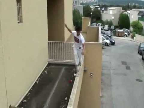 Extreme Parkour - music DJ BL3ND