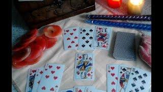 Обозначение игральных карт при гадании
