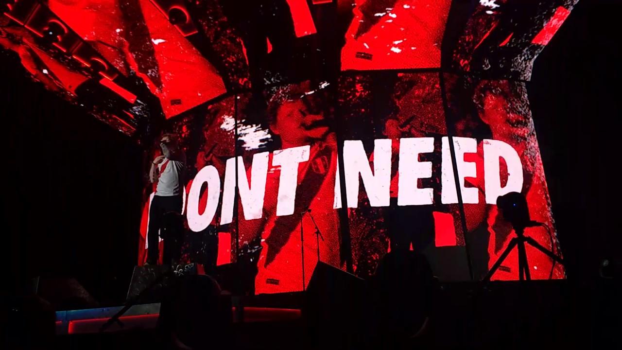 Ed Sheeran   You Need Me, I Donu0027t Need You (Lima, Peru 2017) Part 42
