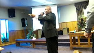"""Darrell Luster """"I've Been Born Again"""""""