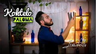 """Paloma"": meksika trinkaĵo farita ĉefe per Tequila"