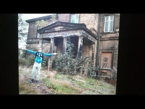 Exploring Abandoned Mansion In Leeds Uk
